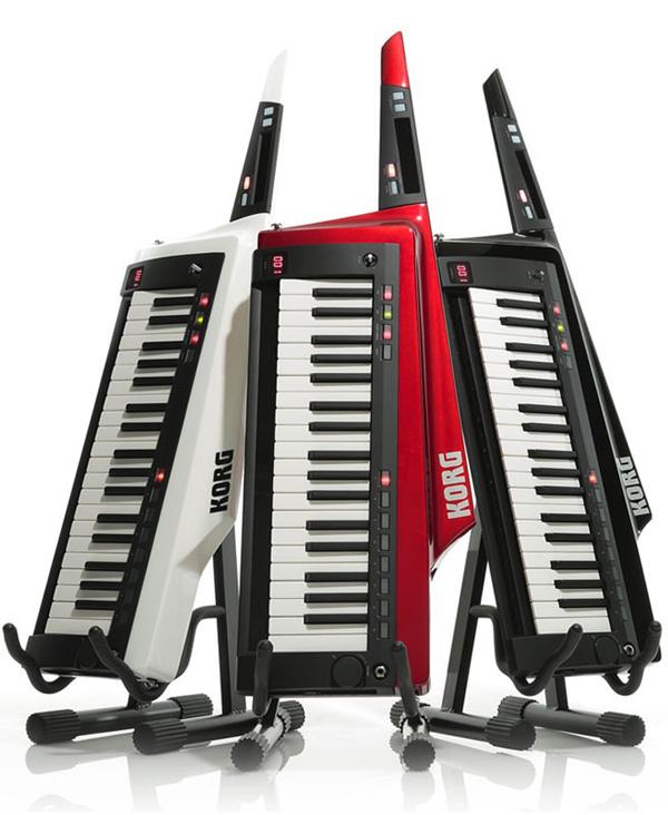 新 keytar KORG RK 100S KEYTAR [Korg],[37] [合成器,合成器] [黑色,黑色,黑色,[红色,红色,红色,[白色,白色,白色] [肩键盘,沫沫] [RK100S]