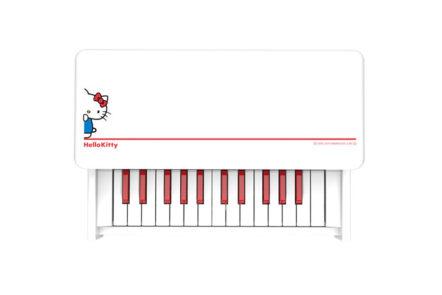 KORG tinyPIANO-SKT デジタルトイピアノ 新品 ホワイト[コルグ][Hello Kitty,ハローキティ][タイニーピアノ][White,白][Digital Toy Piano]