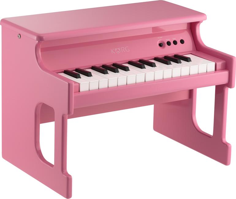 KORG tinyPIANO デジタルトイピアノ 新品 ピンク[コルグ][タイニーピアノ][Pink][Digital Toy Piano]