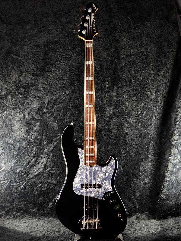Lakland SL44-75 Darryl Jones Black/R 新品[レイクランド][ダリル・ジョーンズ モデル][ジャズベース,Jazz Bass,JB][ブラック,黒][Electric Bass,エレキベース]