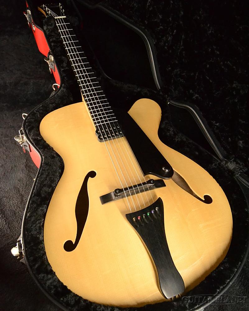 Marchione 16 inch Archtop / Natural -Old Kalamazoo Maple- 新品[ステファンマルキオーネ][16インチ][アーチトップ][ナチュラル][フルアコ][Electric Guitar,エレキギター]