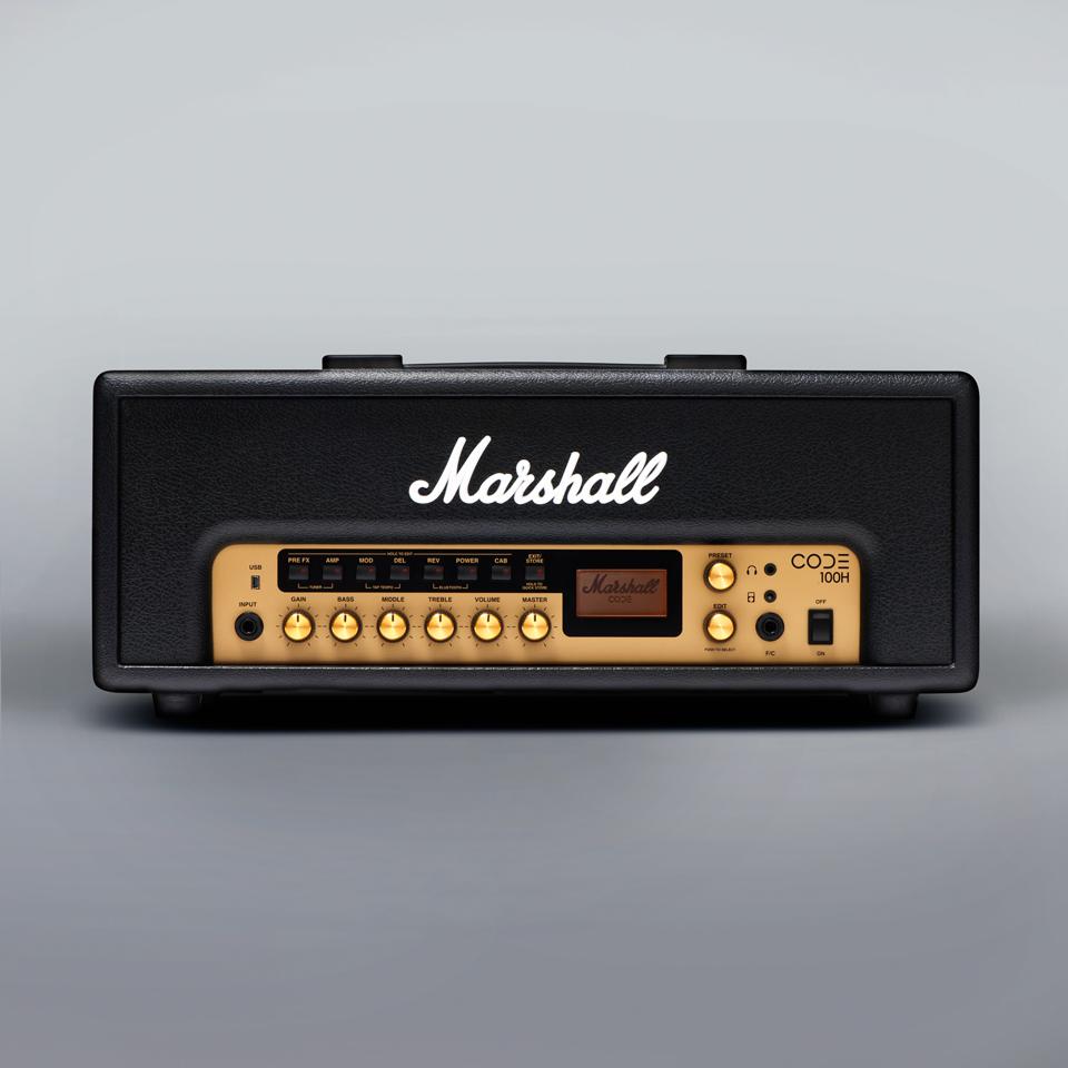 Marshall CODE100H 新品 ギター用アンプヘッド[マーシャル][コード][Guitar Amplifier Head]