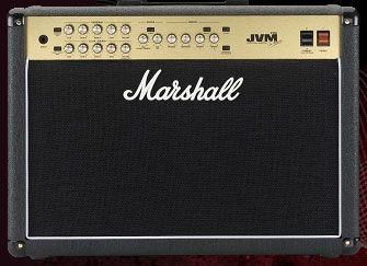 【100W】Marshall JVM 210C 新品[マーシャル][ギターアンプ/コンボ,Guitar combo amplifier][チューブ,真空管]