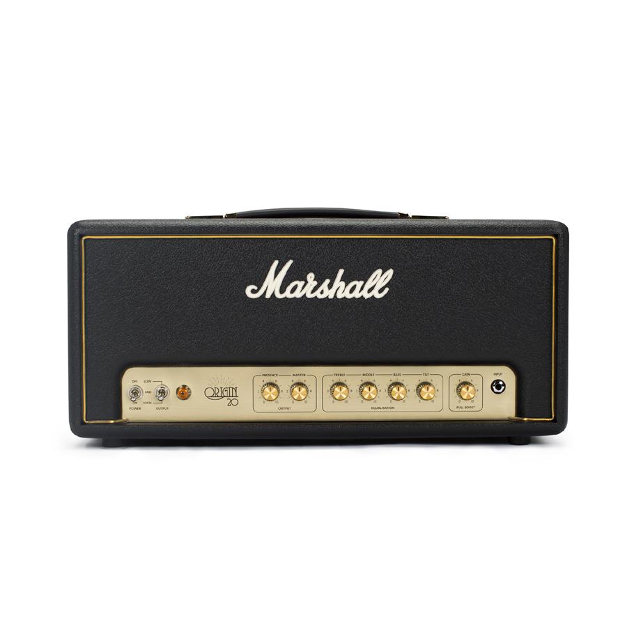 【20W Guitar】Marshall ORIGIN20H 新品 ORIGIN20H Amplifier] ギターアンプヘッド[マーシャル][Head Guitar Amplifier], 大里郡:ee524801 --- sunward.msk.ru