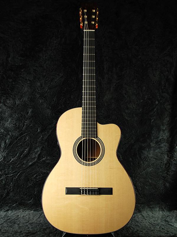 Martin 000C Nylon 新品[マーチン][ナイロン][フィッシュマン搭載][エレガット][Classical Guitar,クラシックギター]