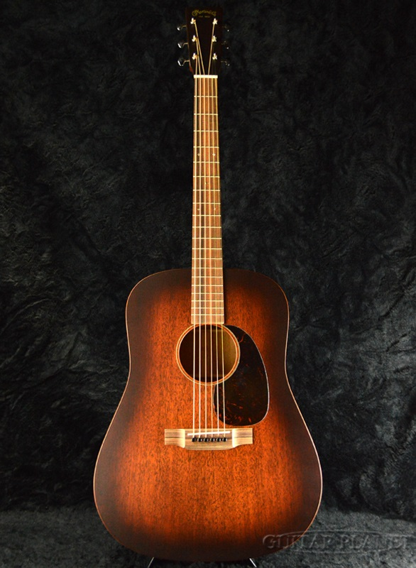 guitar planet martin d 15m burst new martin sunburst mahogany mahogany acoustic guitar. Black Bedroom Furniture Sets. Home Design Ideas