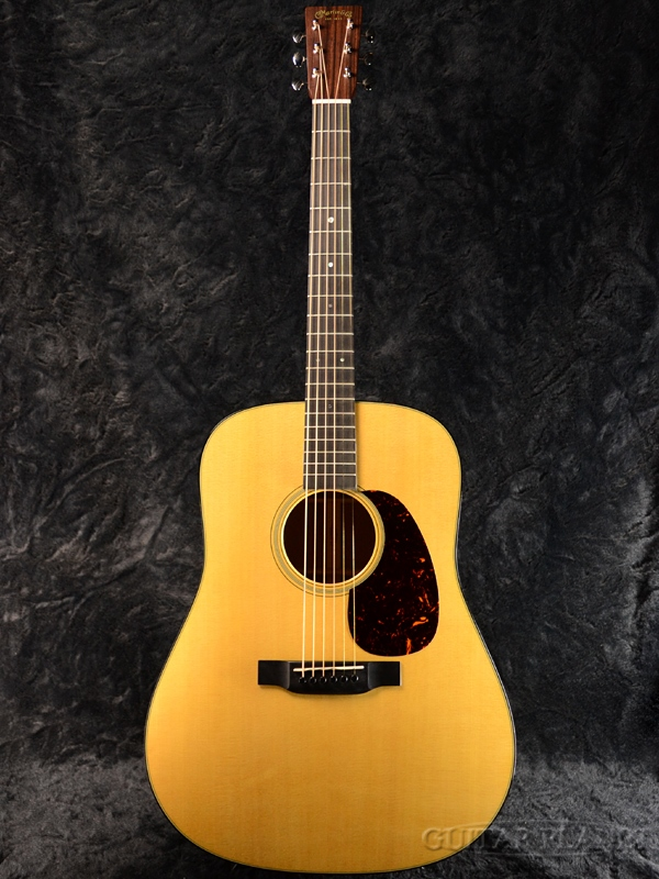 Martin D-18E 新品 [マーチン][D18E][Aging Toner][[Electric Acoustic Guitar,アコースティックギター,アコギ,エレアコ]