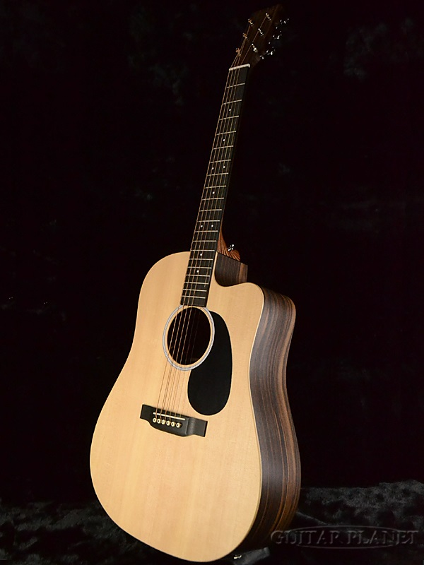 Martin DCX1AE Macassar new article [Martin] [Makassar] [Electric Acoustic Guitar, acoustic guitar, エレアコ]