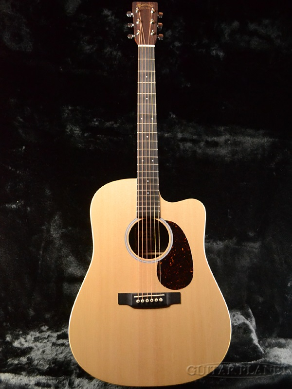 guitar planet brand new martin dcx1rae martin dreadnought dreadnought steel string. Black Bedroom Furniture Sets. Home Design Ideas