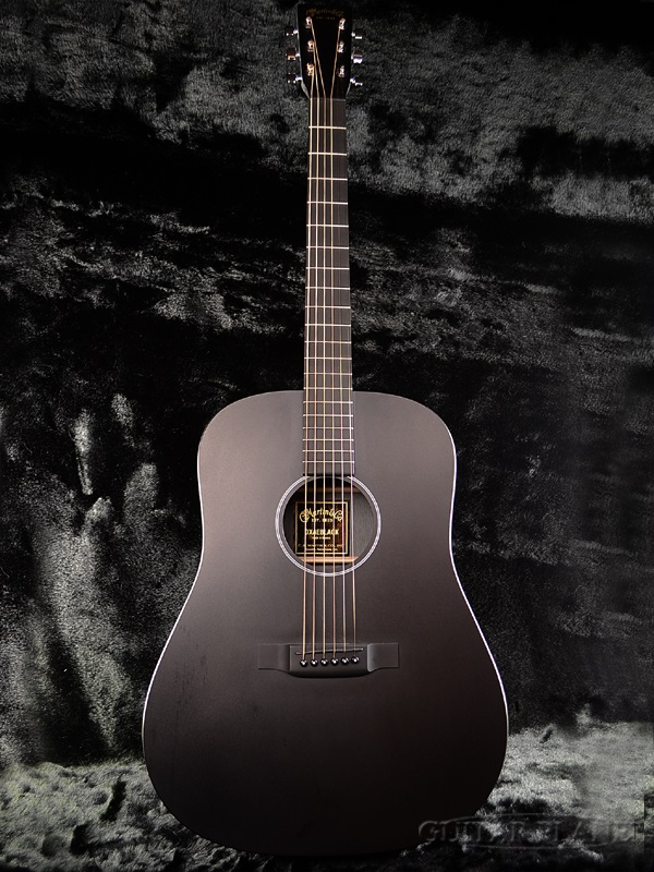 guitar planet martin dxae black brand new martin black black electric acoustic guitar. Black Bedroom Furniture Sets. Home Design Ideas