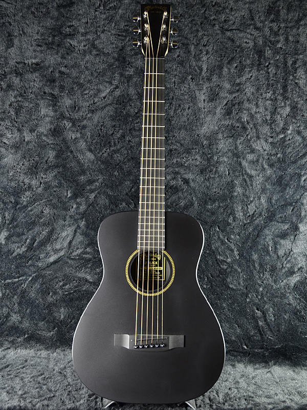 Martin Little Martin LX Black Acoustic Travel Guitar
