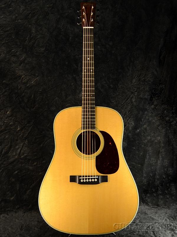 Martin D-28 Standard #2207712 新品[マーチン][D28][Acoustic Guitar,アコースティックギター,Folk Guitar,フォークギター]