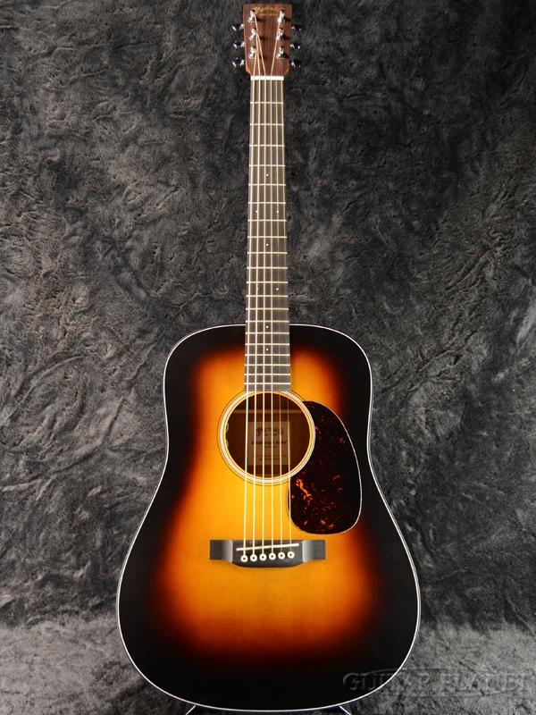 Martin Dreadnaught Junior E Sunburst #2221860 新品[マーチン][ドレッドノートジュニア][Jr][Electric Acoustic Guitar,アコースティックギター,アコギ,エレアコ]