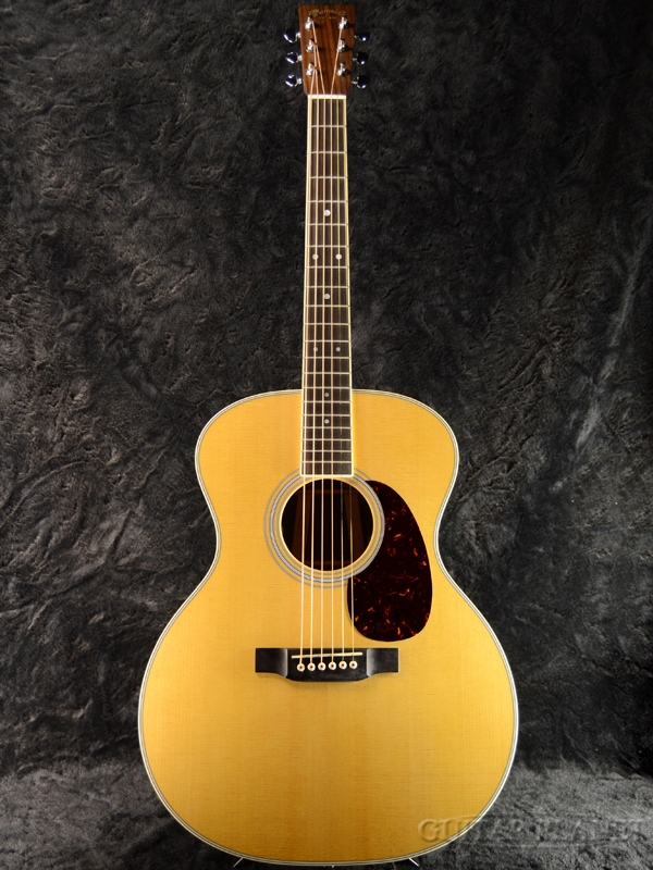 Martin GP-35E w/Aura VT Enhance #2160461 新品[マーチン][Natural,ナチュラル][Electric Acoustic Guitar,アコースティックギター,アコギ,エレアコ]