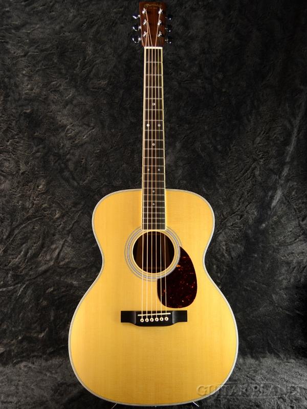 Martin OM-35E w/Aura VT Enhance #2195004 新品[マーチン][Rosewood,ローズウッド][Natural,ナチュラル][Electric Acoustic Guitar,アコースティックギター,アコギ,エレアコ]