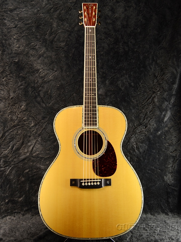 Martin OM-42 Standard #2184123 新品[マーチン][OM42][Acoustic Guitar,アコースティックギター,アコギ,Folk Guitar,フォークギター]