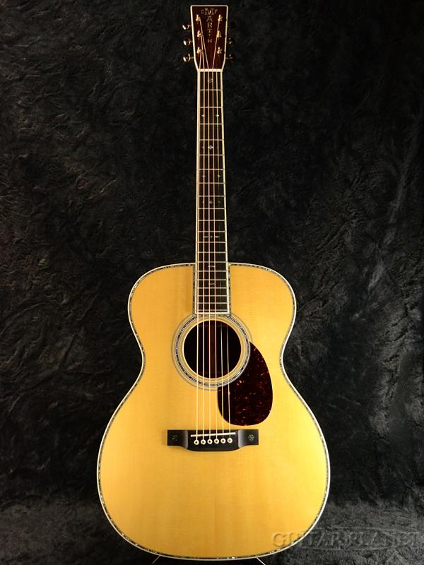 Martin OM-42 Standard #2209892 新品[マーチン][OM42][Acoustic Guitar,アコースティックギター,アコギ,Folk Guitar,フォークギター]