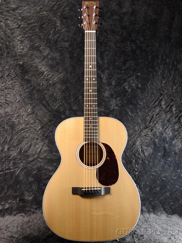 Martin 000-13E w/Fishman MX-T 新品[マーチン][ナチュラル][Acoustic Guitar,アコースティックギター,アコギ,Folk Guitar,フォークギター]