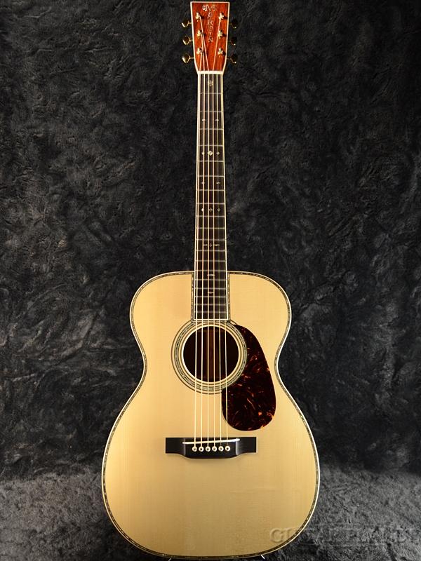 Martin Custom 00-45 Cocobolo 新品[マーチン][スイススプルース][ココボロ][Acoustic Guitar,アコースティックギター,アコギ,Folk Guitar,フォークギター]