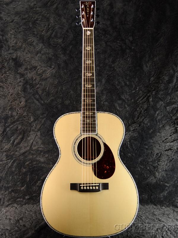 Martin Custom OM-45 新品[マーチン][Natural,ナチュラル][Acoustic Guitar,アコースティックギター,Folk Guitar,フォークギター]
