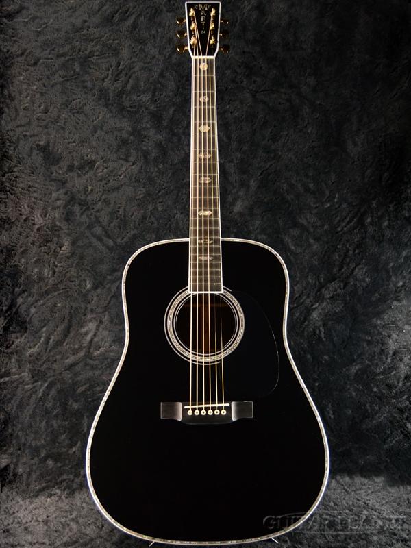Martin Custom D-41 All Black #2174628 新品[マーチン][D41][ブラック,黒][Rosewood,ローズウッド][Acoustic Guitar,アコースティックギター,Folk Guitar,フォークギター,アコギ]