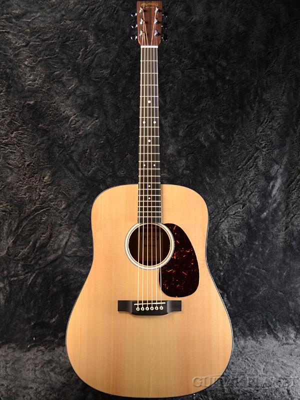 【2019 New Model!!】Martin D-10E-02 w/Fishman MX-T 新品[マーチン][Natural,ナチュラル][Electric Acoustic Guitar,エレアコ,アコースティックギター,アコギ]