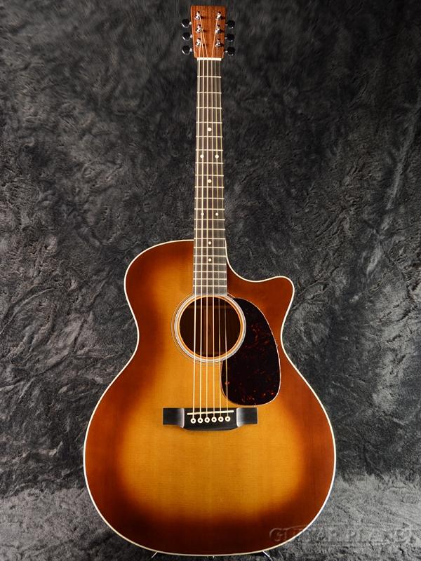 Martin GPCE Black Walnut Ambertone 新品[マーチン][ブラック,ウォルナット,アンバートーン,木目][アコギ,アコースティックギター,Acoustic Guitar,フォークギター,folk guitar]