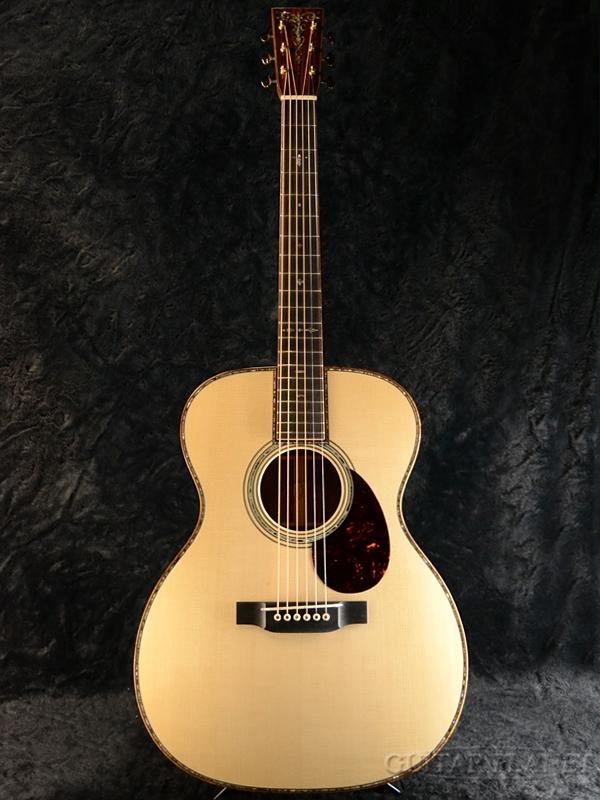 【現地選定品!!】Martin ~Custom Shop~CTM 000-45 ~Adirondack Spruce/Guatemalan Rosewood 新品[マーチン][00045][アコギ,アコースティックギター,Acoustic Guitar,フォークギター,folk guitar]