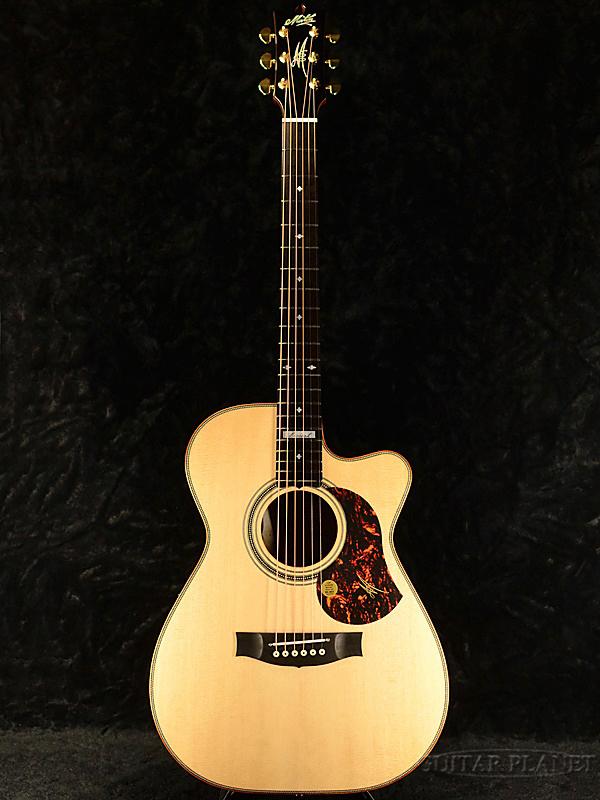 Maton EM100C-808 Messiah 新品[メイトン][メサイアシリーズ][Natural,ナチュラル][Electric Acoustic Guitar,アコースティックギター,アコギ,エレアコ]