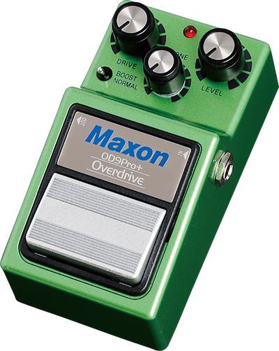 Maxon OD9Pro+ Overdrive 新品[マクソン][オーバードライブ][OD-9Pro+]_hzm