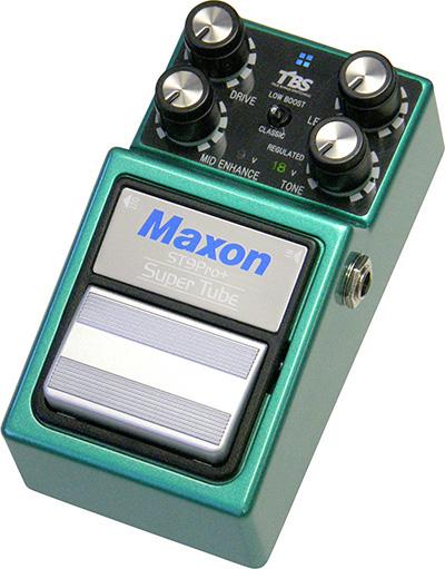 Maxon ST9Pro+ Super Tube 新品[マクソン][スーパーチューブ][オーバードライブ][ST-9Pro+]_hzm