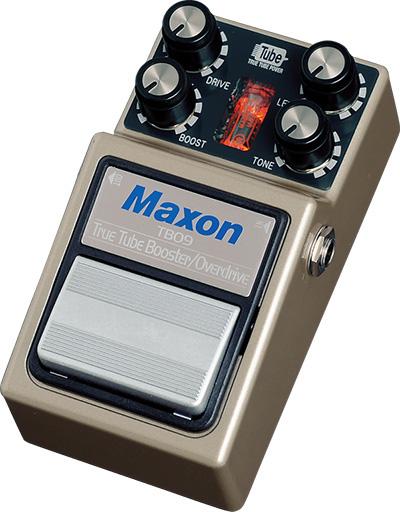 Maxon TBO9 True Tube Booster/Overdrive 新品[マクソン][トゥルーチューブブースター,オーバードライブ][真空管搭載][TBO-9]_hzm