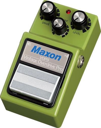 Maxon VOP9 Vintage Overdrive Pro 新品[マクソン][ビンテージオーバードライブプロ][VOP-9]_hzm