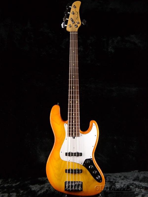 Guitar Planet Rakuten Global Market Mike Lull M5v Honey Burst