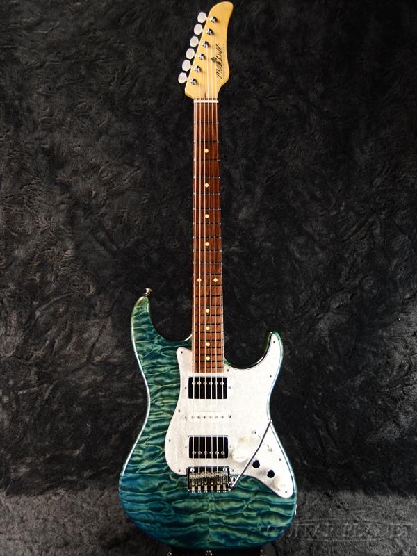 【当店カスタムオーダー品】Mike Lull SX -Deep Trans Blue- 新品[マイクルル][Stratocaster,ストラトキャスタータイプ][ディープトランスブルー][Electric Guitar,エレキギター]