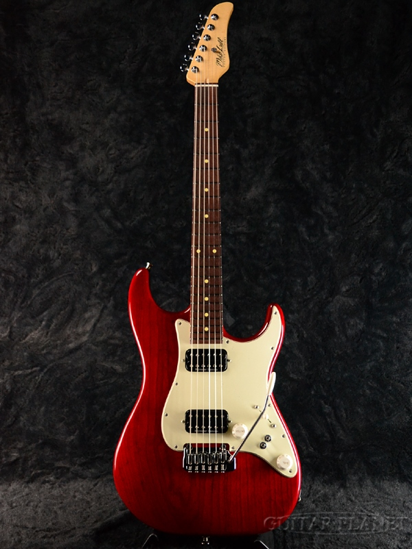 【当店カスタムオーダー品】Mike Lull SX -Trans Red- 新品[マイクルル][Stratocaster,ストラトキャスタータイプ][トランスレッド][Electric Guitar,エレキギター]