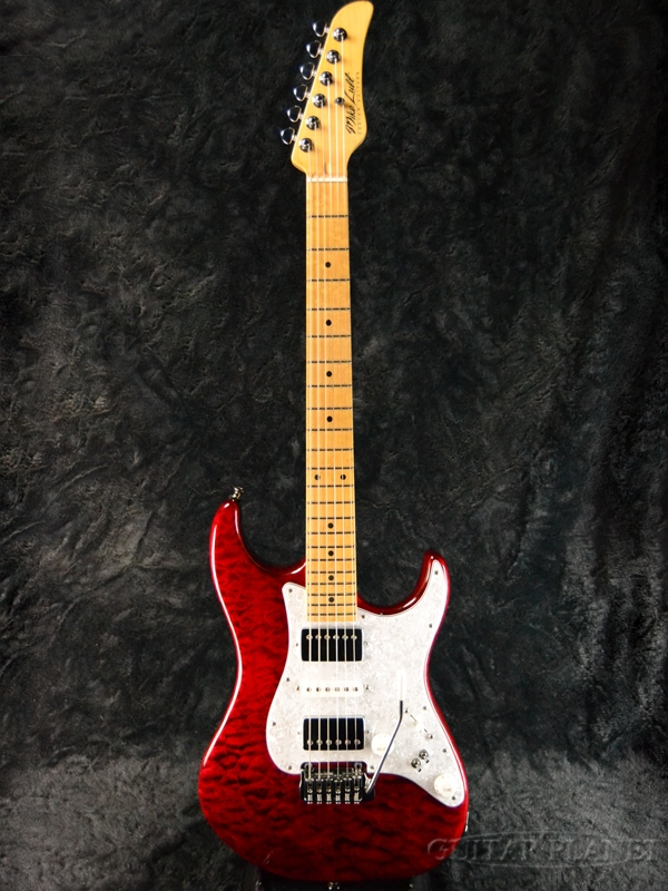 【当店カスタムオーダー品】Mike Lull SX -Red Tiger- 新品[マイクルル][レッドタイガー][Stratocaster,ストラトキャスタータイプ][Electric Guitar,エレキギター]