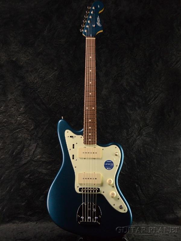 Momose MJM1-STD/NJ DLPB-MH 新品[モモセ,百瀬][国産][レイクプラシッドブルー,青][Jazzmaster,ジャズマスター][Electric Guitar,エレキギター][動画]