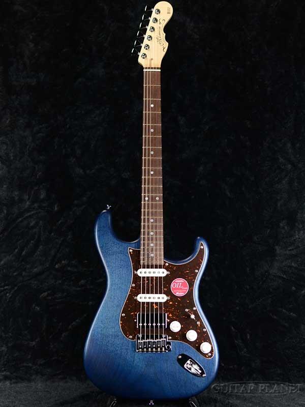 【稀少、限定モデル】Momose MC-MV 20SP/NJ BLU/OIL 新品[モモセ,百瀬][国産][Blue,ブルー,青][Stratocaster,ストラトキャスタータイプ][Electric Guitar,エレキギター]