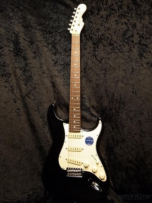 Momose MC1-STD/NJ BLK 新品[モモセ,百瀬][国産][Black,ブラック,黒][ストラトキャスター,Stratocaster][Electric Guitar,エレキギター]