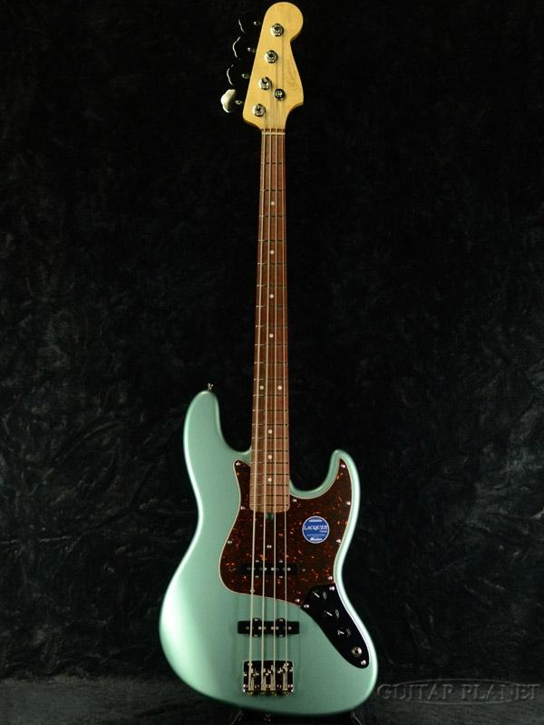 momose MJB1-STD/NJ -Aged Ice Blue- 新品 [モモセ][青,ブルー][Jazz Bass,ジャズベース][Bass,ベース]