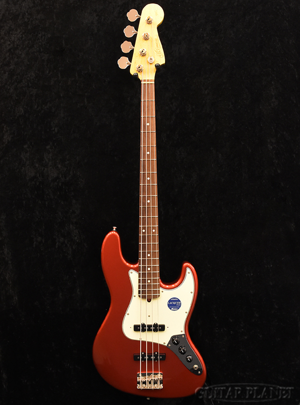 【アーニー弦プレゼント】Momose MJB1-STD/NJ -Old Candy Apple Red- 新品[モモセ,百瀬][国産][Jazz Bass,ジャズベースタイプ][キャンディアップルレッド,赤][Electric Bass,エレキベース]