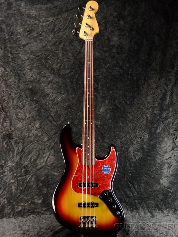 【アーニー弦プレゼント】Momose MJB1-STD/NJ 新品 3トーンサンバースト[モモセ,百瀬][国産][ジャズベースタイプ,Jazz Bass][3-Tone Sunburst,3TS][エレキベース,Electric Bass]