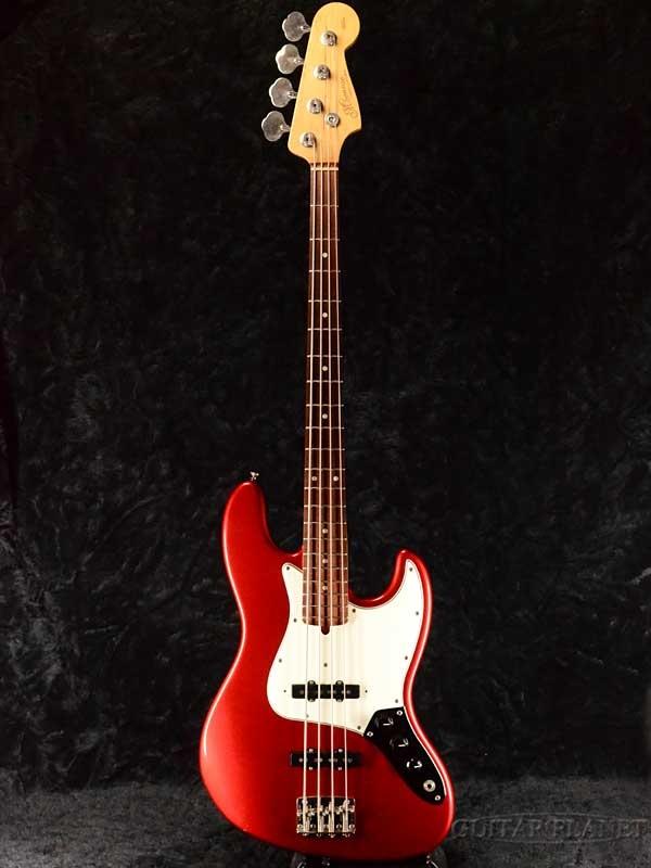 【中古】momose MJB1-STD/NJ -OCAR-【4.44kg】[百瀬,モモセ][Red,レッド,赤][ジャズベ-ス][Electric Bass,エレキベース]【used_ベース】