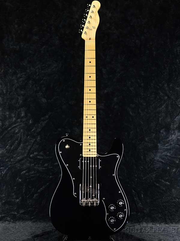 【限定生産モデルMomose MTC2-LTD/M BLK 新品 ブラック[モモセ,百瀬][国産][Black,黒][Telecaster Custom,テレキャスターカスタムタイプ][エレキギター,Electric Guitar]