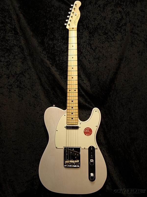 【限定カスタムモデル】Momose MTL1-STD/M-GP WH-OIL 新品 [モモセ,百瀬][国産][Telecaster,テレキャスタータイプ][White,ホワイト,白][エレキギター,Electric Guitar]