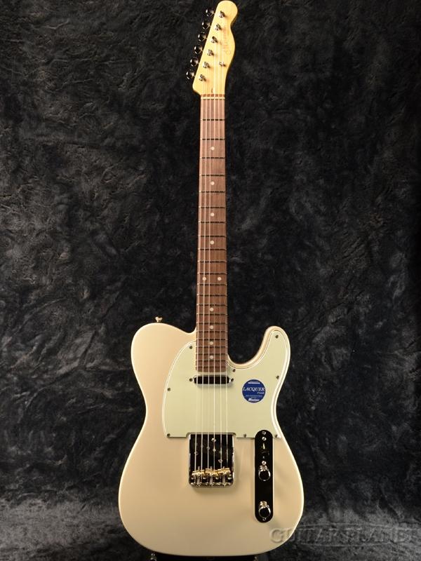 Momose MTL1-STD/NJ VWH 新品[モモセ,百瀬][国産][Vintage White,ホワイト,白][Telecaster,TL,テレキャスタータイプ][Electric Guitar,エレキギター]