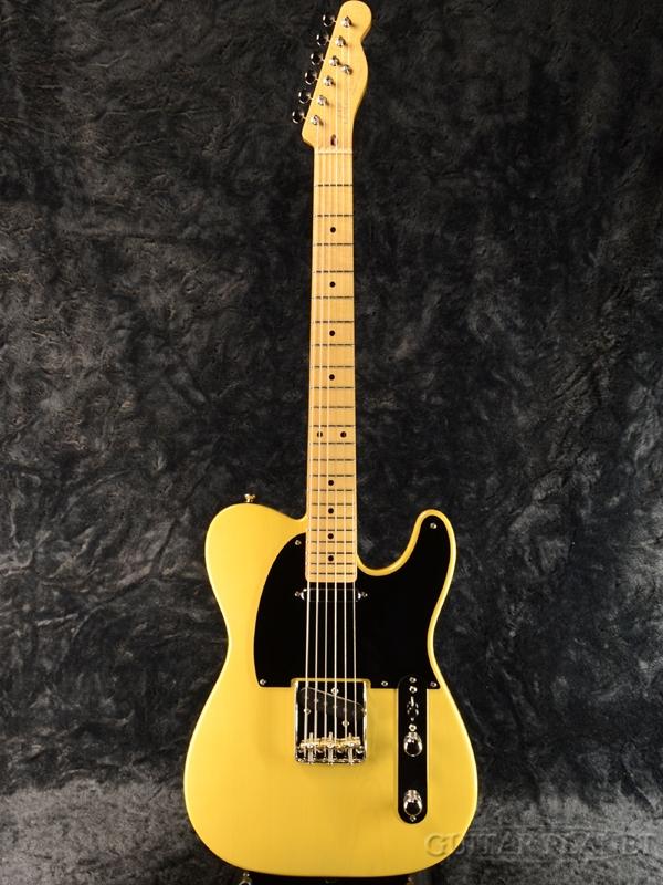 Momose MTL-JWC 和 BBD 新品[モモセ,百瀬][国産][和材,楓,セン][バタースコッチブロンド,黄][エレキギター,Electric Guitar][Telecaster,テレキャスタータイプ]
