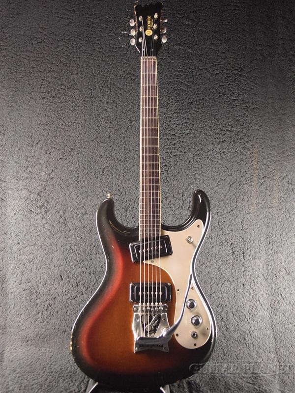 【中古】Mosrite MarkI -Sunburst- 1960年代後半製[モズライト][マーク1][サンバースト][Electric Guitar,エレキギター]【used_エレキギター】