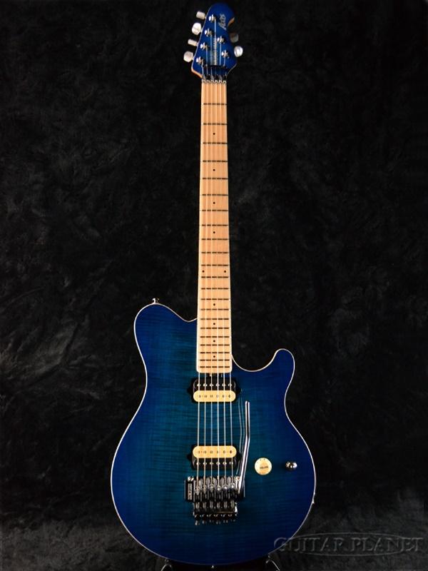 MusicMan Axis -Balboa Blue Burst- 新品[ミュージックマン][アクシス][バルボアブルーバースト,青][Electric Guitar,エレキギター]